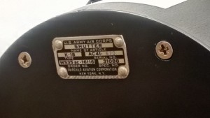 Shutter K18 Fairchild Aviation