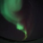 AURORAMAX ALERT � Latest image of aurora borealis above Yel... on Twitpic