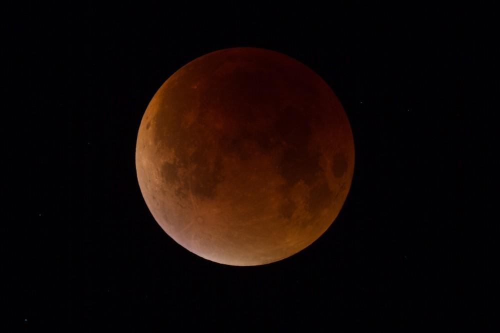 Éclipse totale de Lune 28/09/2015