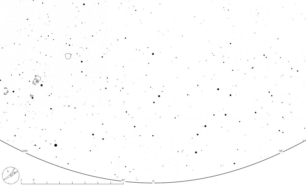 15 décembre - horizon nord