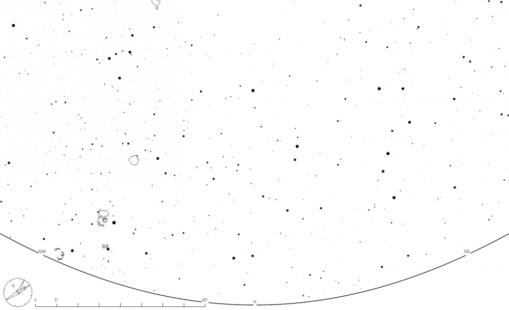 15 janvier – horizon nord