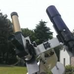 Deux instruments pour observer le soleil