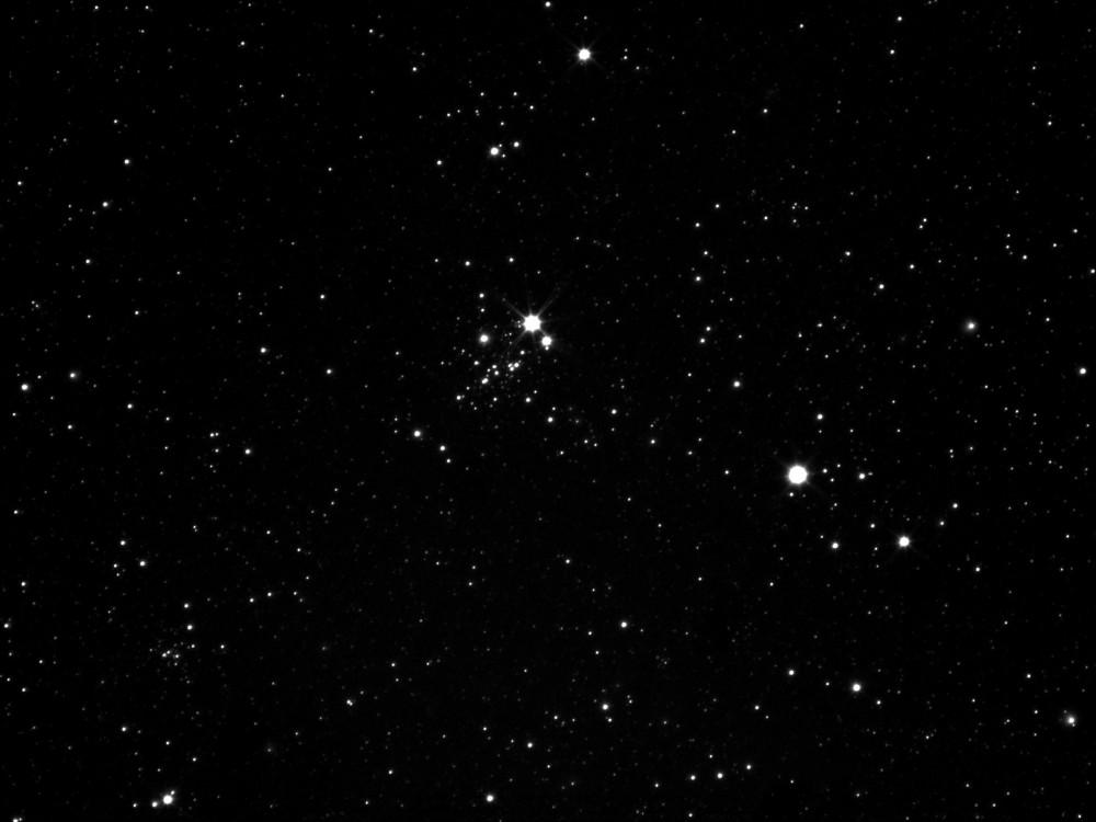 NGC 457, E.T.