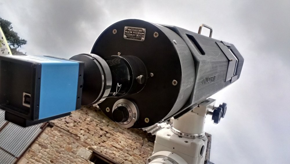 600 mm - Vers les étoiles