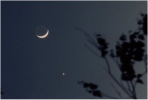 Conjonction Saturne Lune (2)