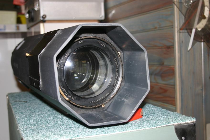 Bausch & Lomb 600 mm