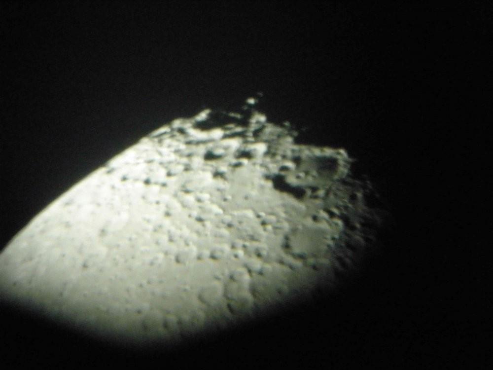 Première photo de Lune