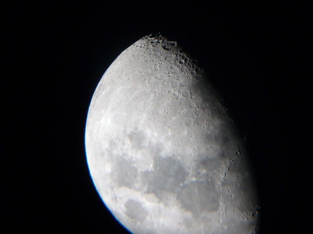 Croissant de Lune II