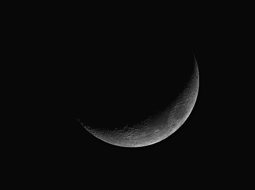Lune - 27 jan 2012