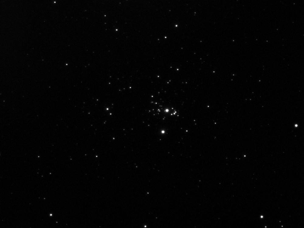 600 mm - NGC 869 ouvert à f/16