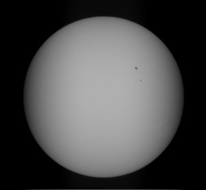 Soleil 03-02-2012