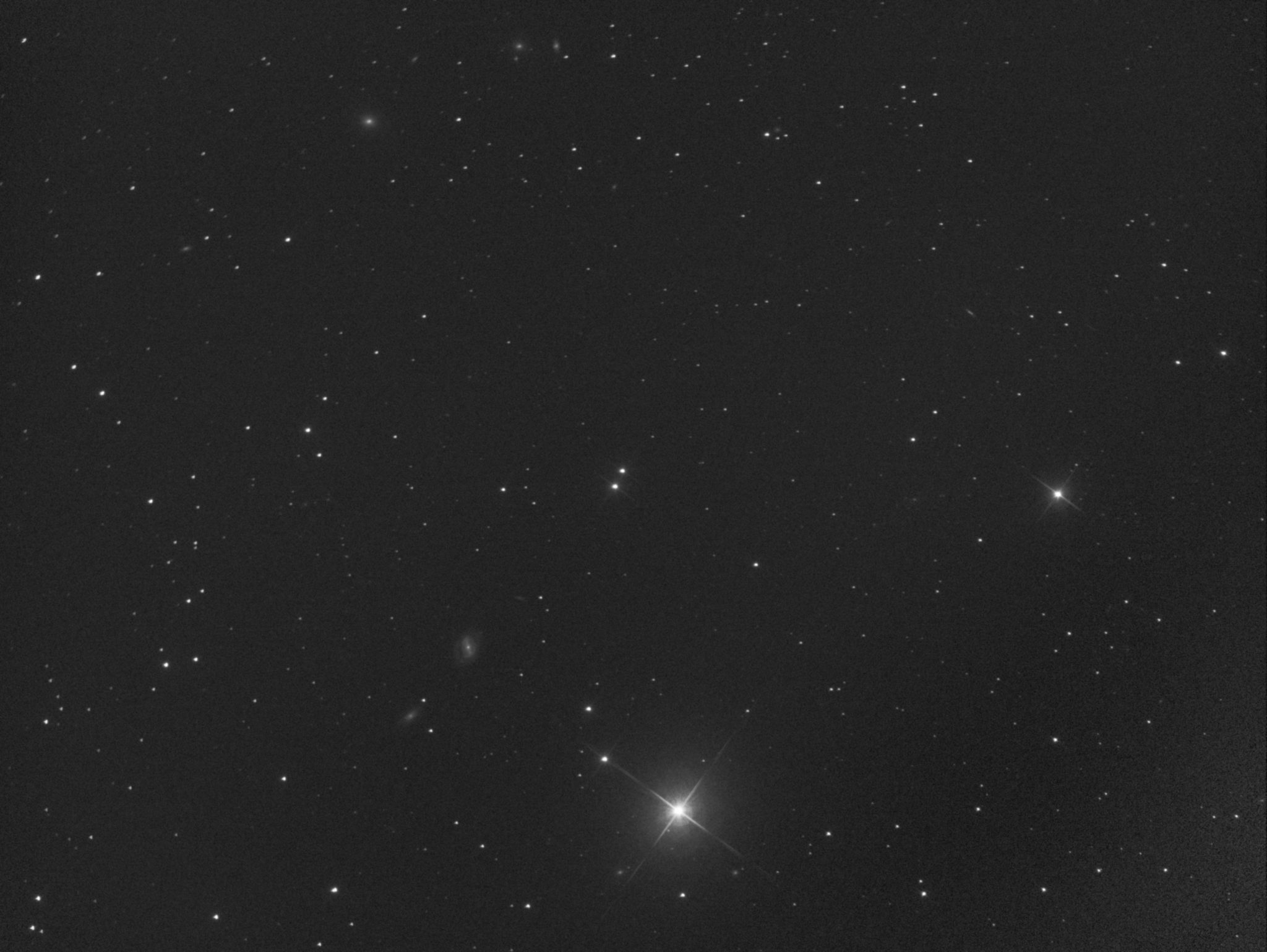 Messier 40 dans la Grande Ourse