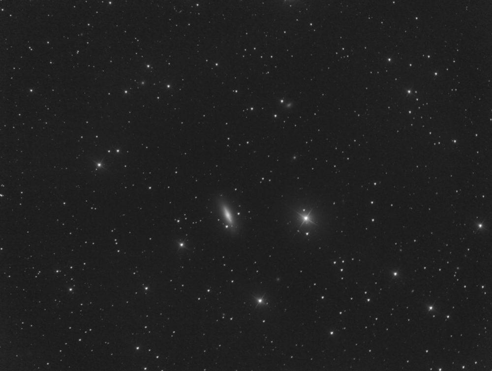 Messier 102 dans le Dragon