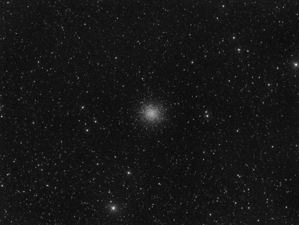 Messier 14 dans Ophiuchus