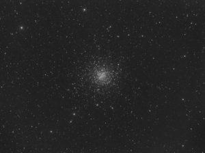 Messier 4 dans le Scorpion