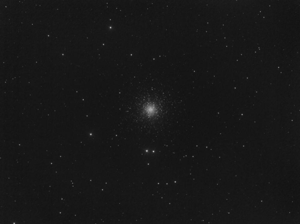 Messier 53 dans la Chevelure de Bérénice