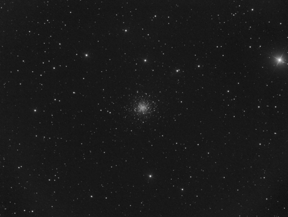 Messier 68 dans l'Hydre Femelle