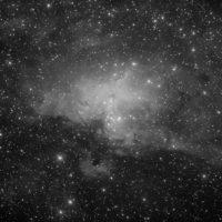 Messier 16 dans le Serpent