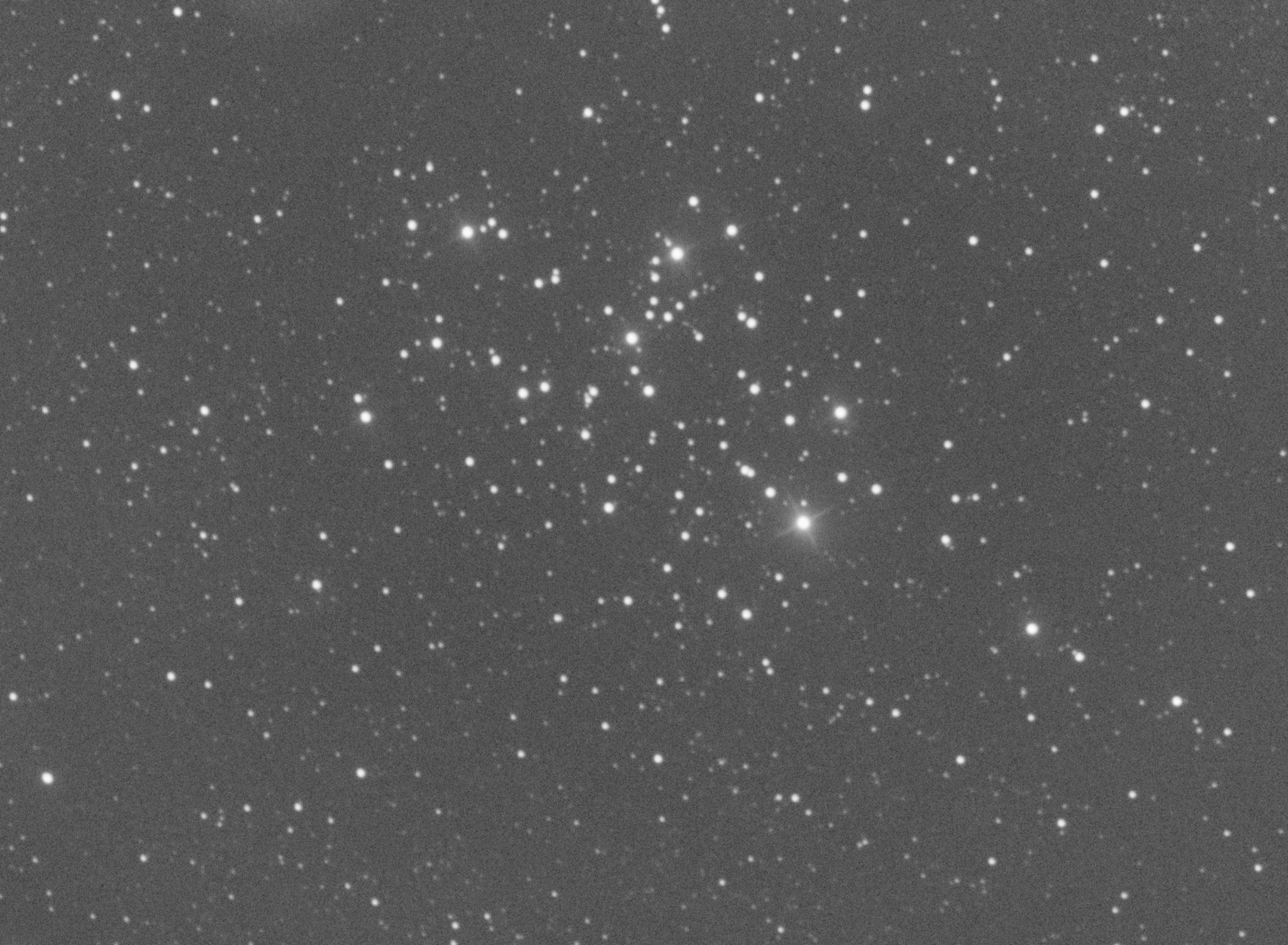 Messier 6 dans le Sagittaire