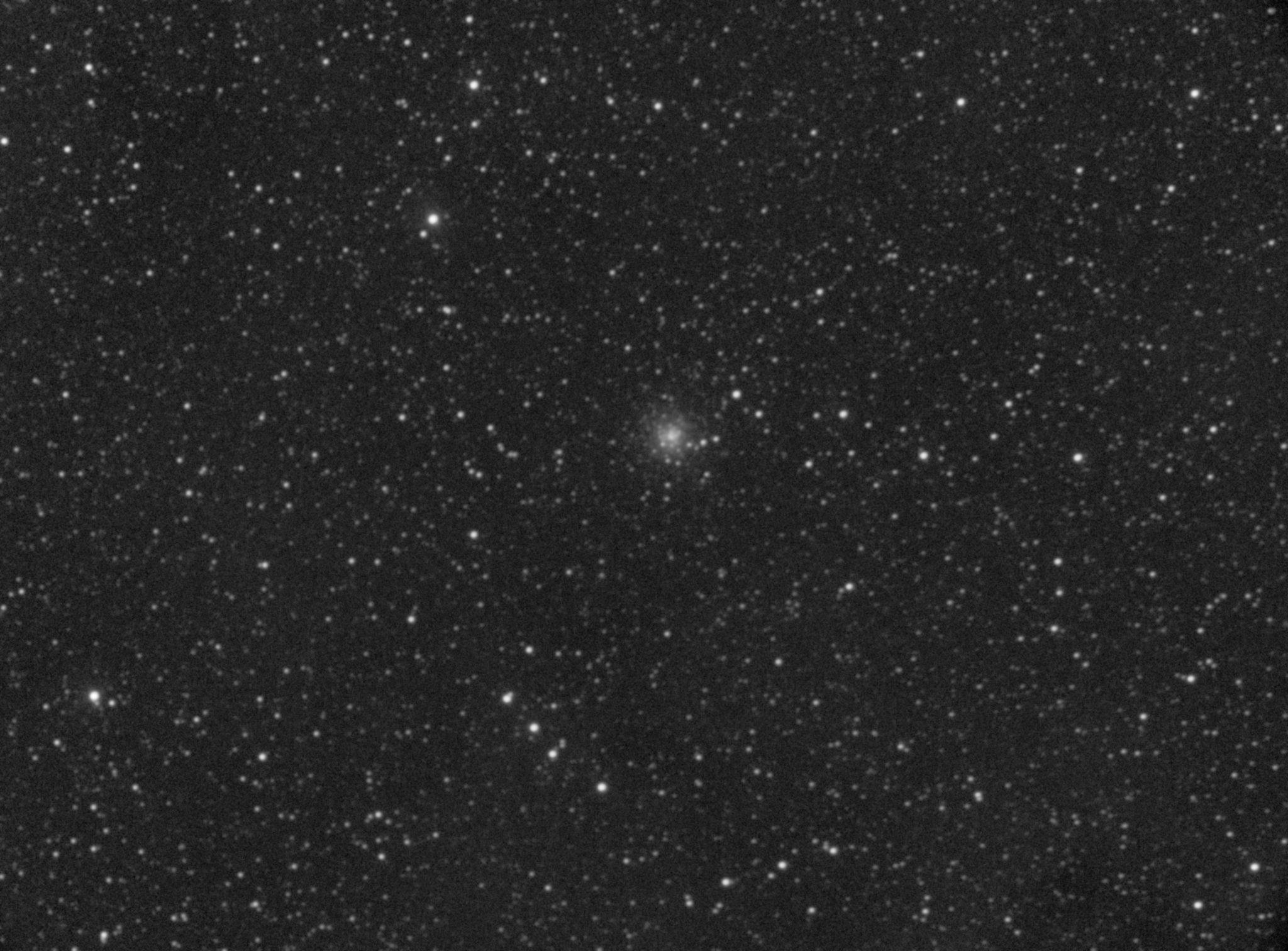 Messier 70 dans le Sagittaire