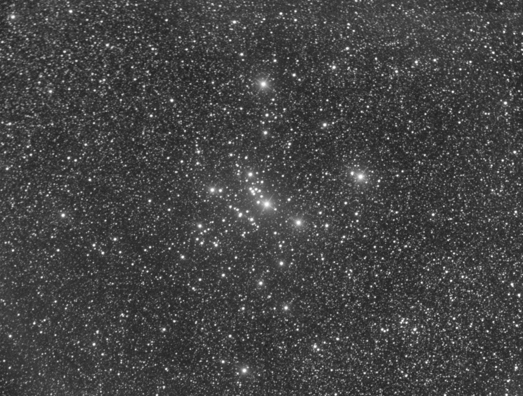 Messier 25 dans le Sagittaire