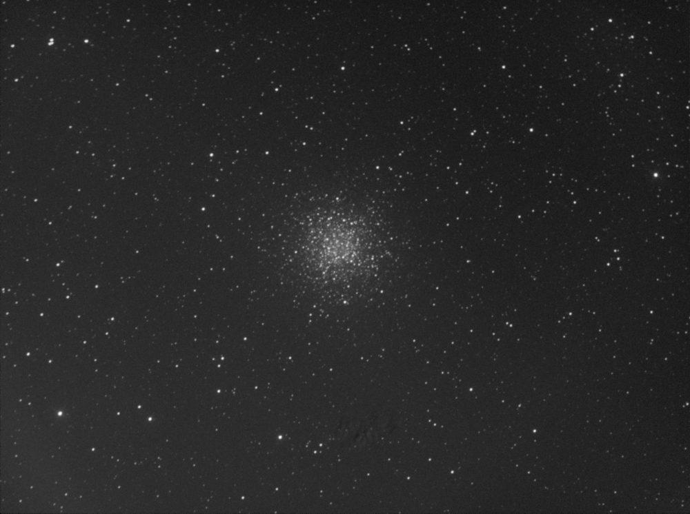 Messier 55 dans le Sagittaire