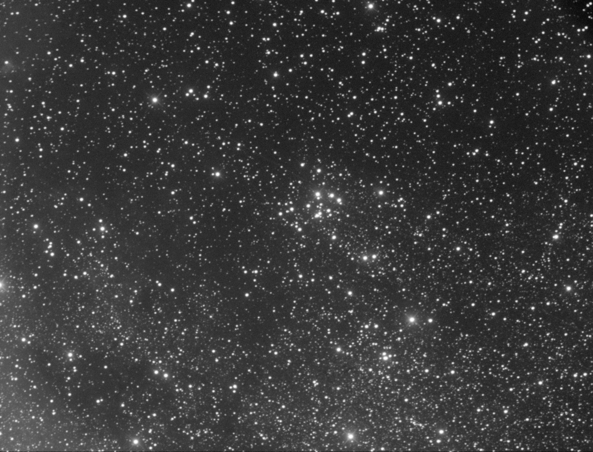 Messier 18 dans le Sagittaire