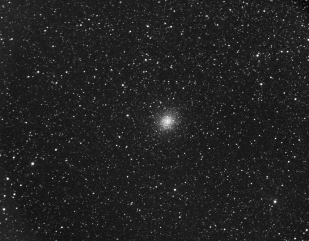 Messier 19 dans le Sagittaire
