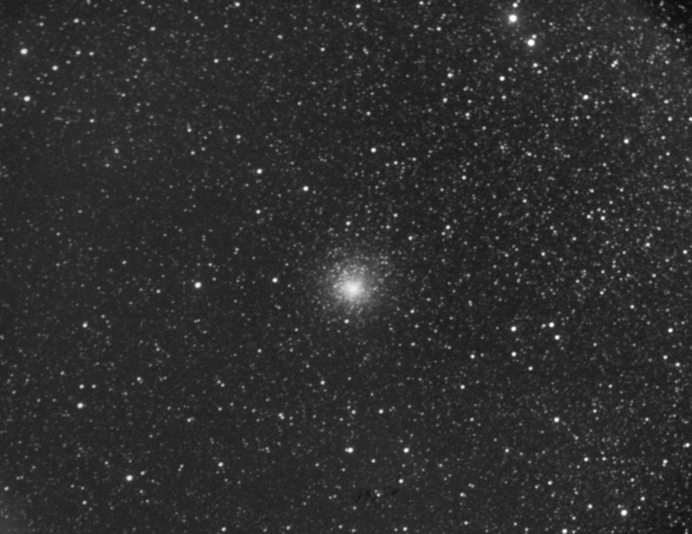 Messier 62 dans le Sagittaire