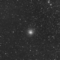 Messier 62 dans Ophiuchus