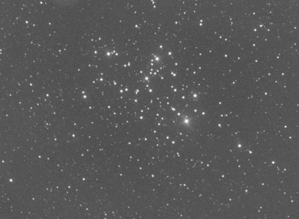 Messier 6 dans la constellation du Sagittaire