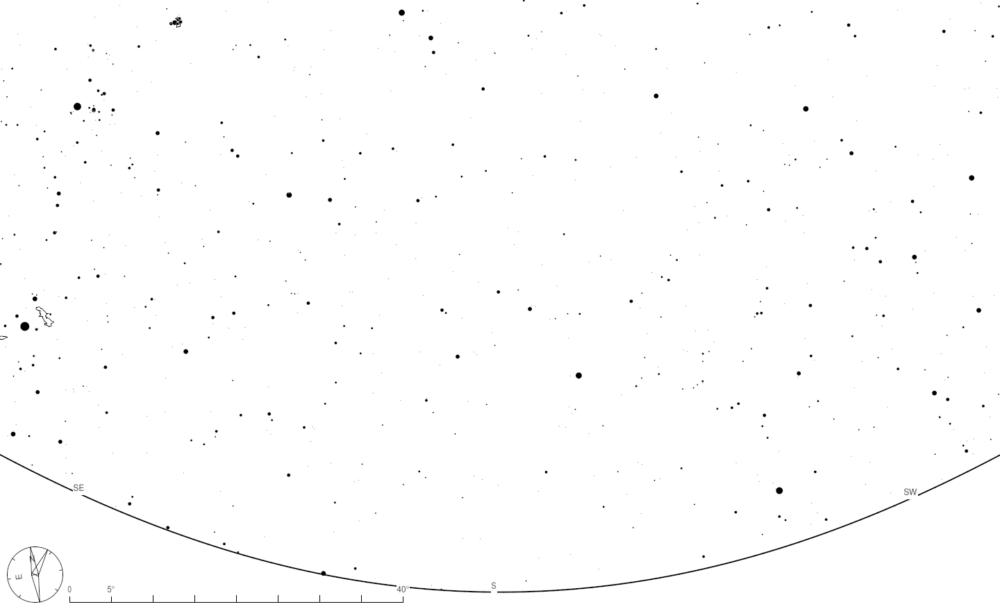 Horizon sud