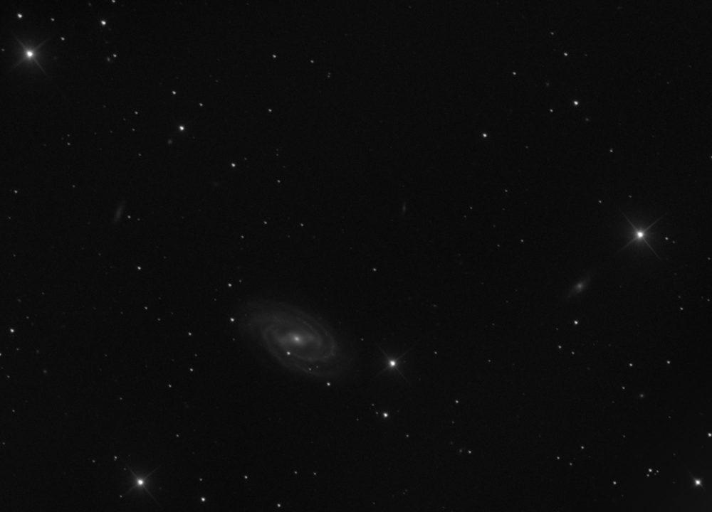 Messier 109 dans la Grande Ourse