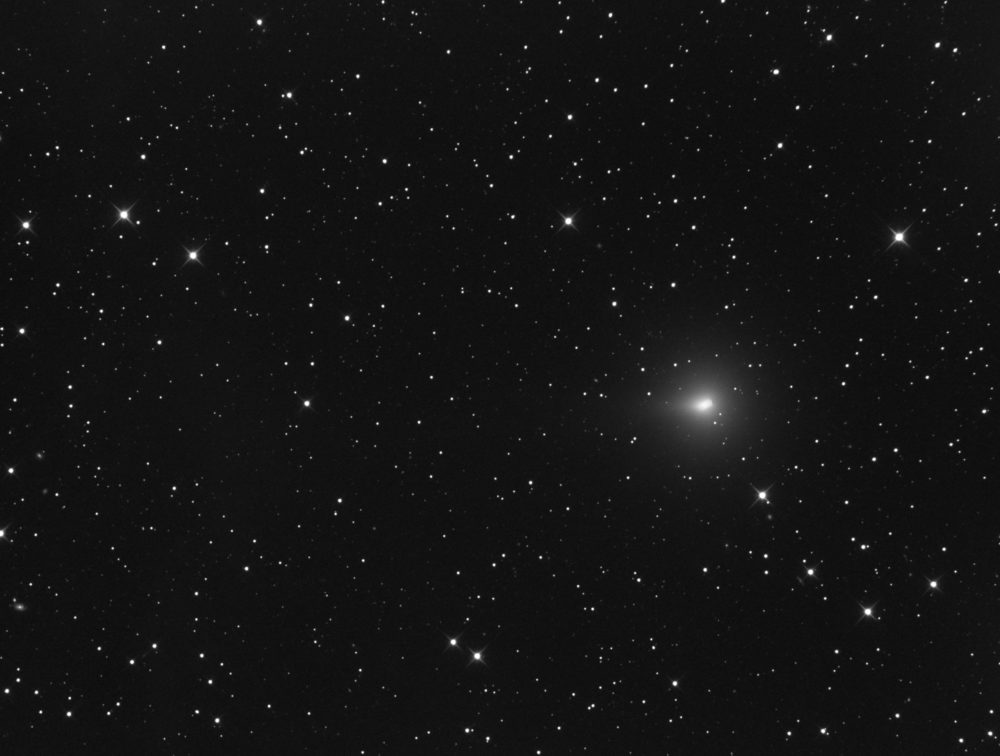 Comète Titan C2019Y4 (NB)