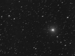 Comète C/2019 Y4 (Atlas) - Alignement sur la comète