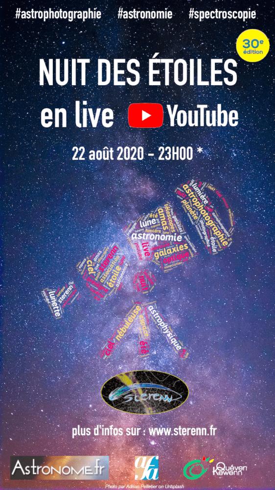 Nuit des étoiles 2020