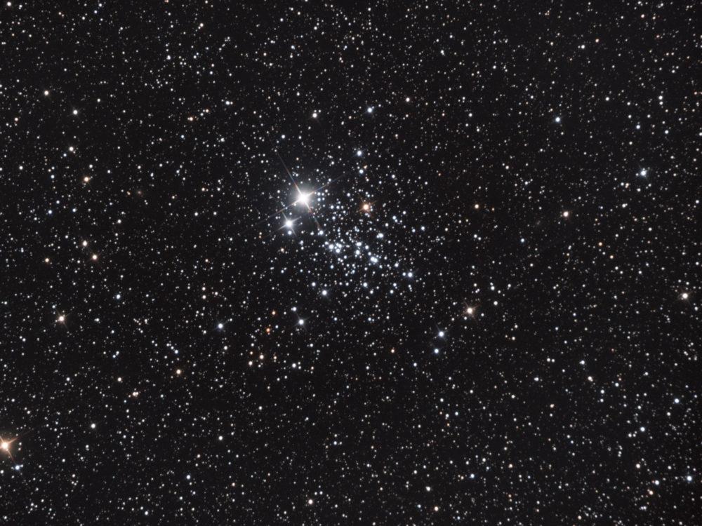 NGC 457 couleur