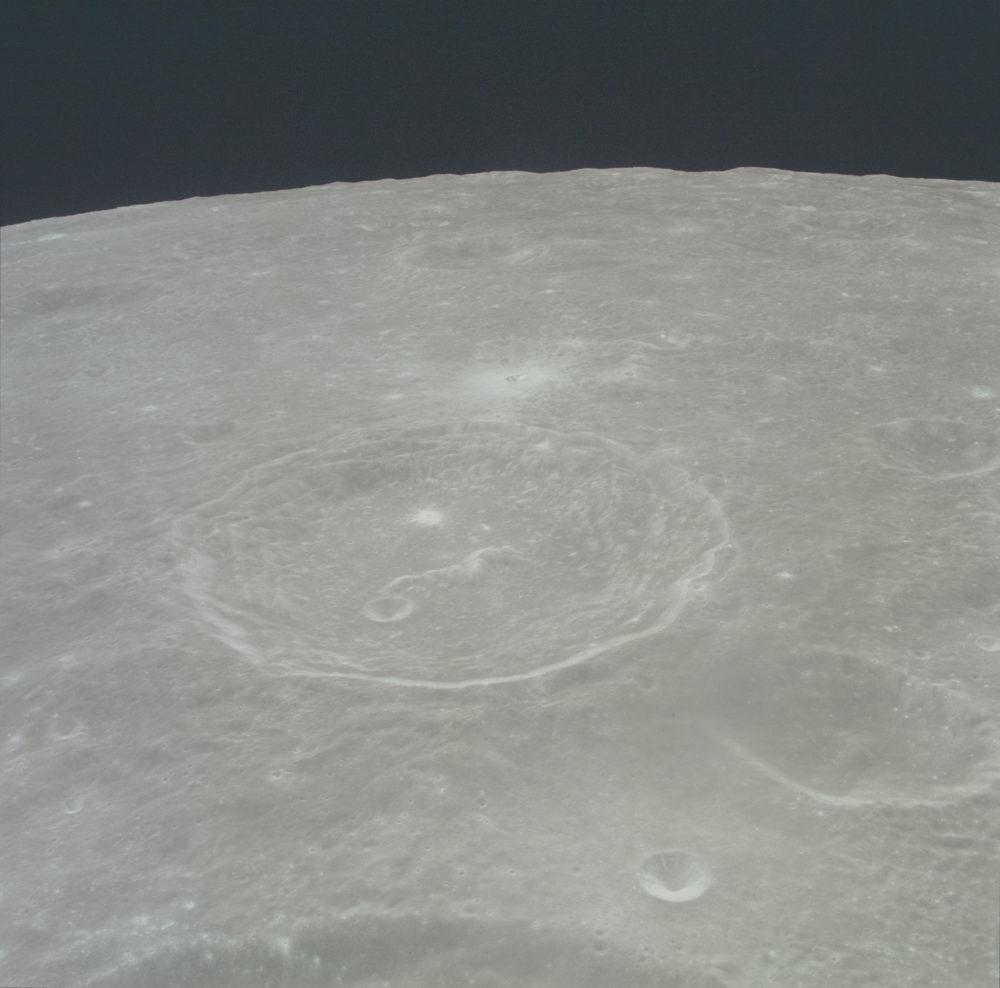 La Pérouse, par la mission Apollo 12